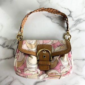 Coach | Pink Multi Pocket Purse